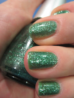 China Glaze Mistletoe kisses