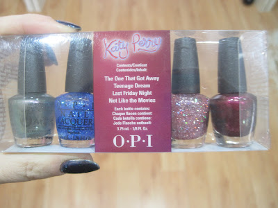 OPI Katy Perry Mini Collection