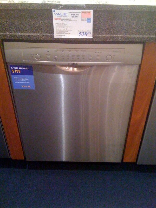 Yale Appliance Lighting June 2010