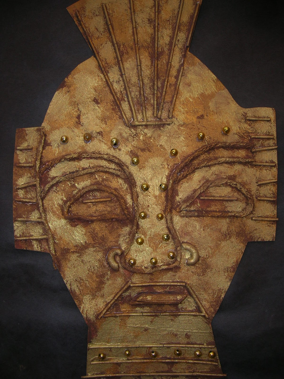 The Elementary Art Room African Masks
