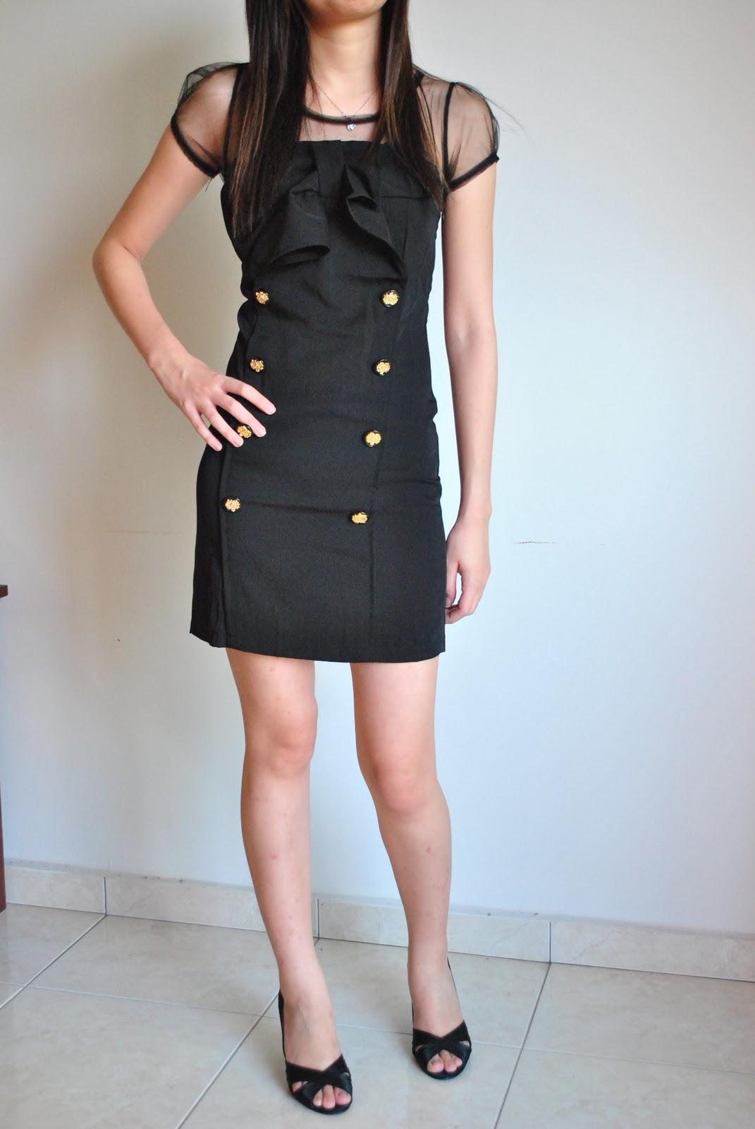 Le'glamour: Nice dress