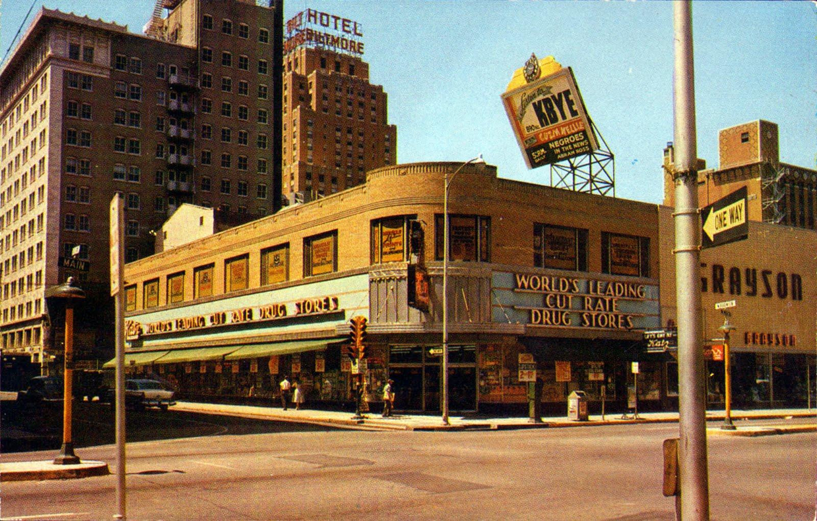 Vintage Chrome Postcards Oklahoma City