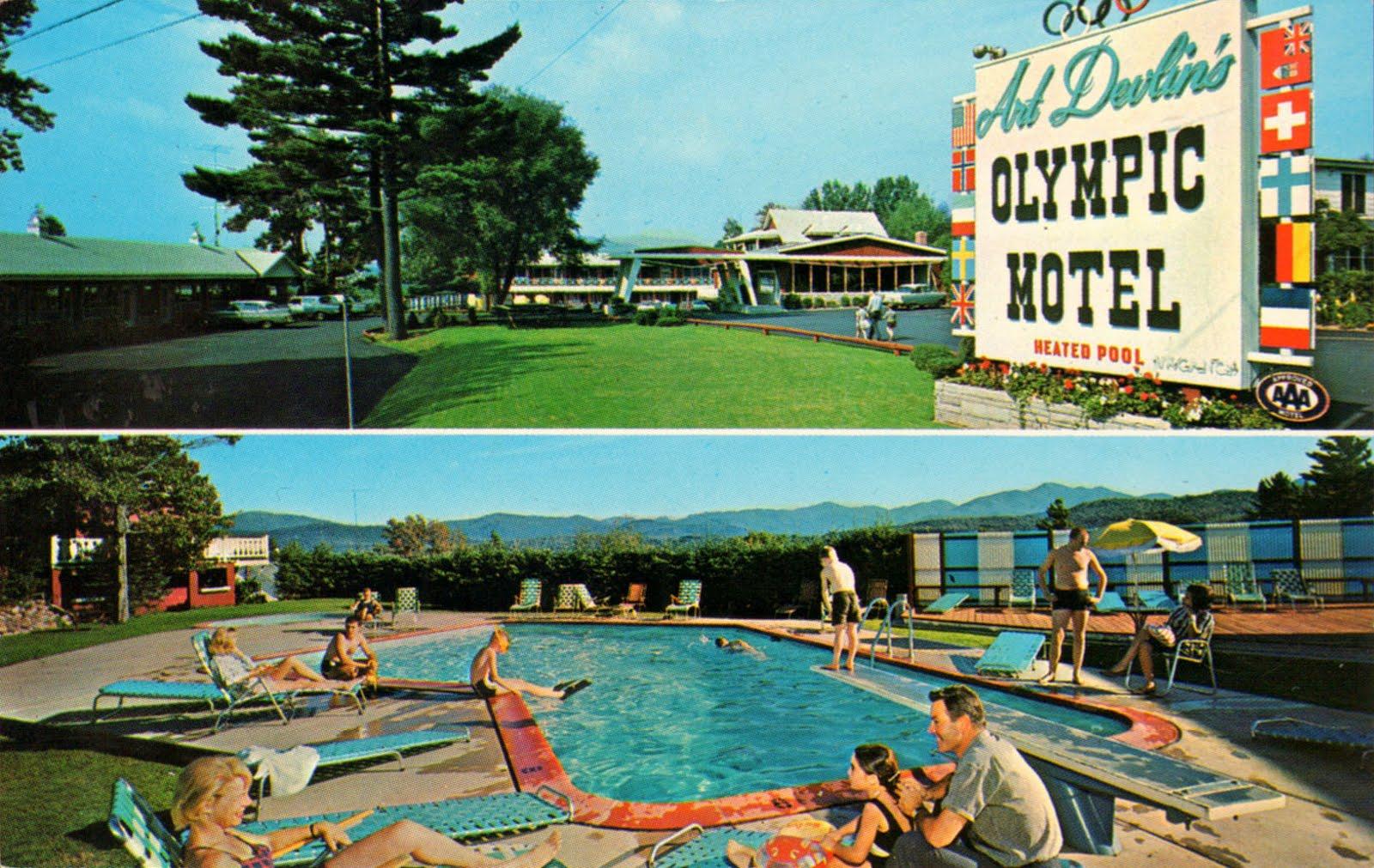 Vintage Chrome Postcards May 2010