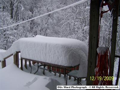 The High Knob Landform: MEGA-Disaster Snowstorm of December 2009