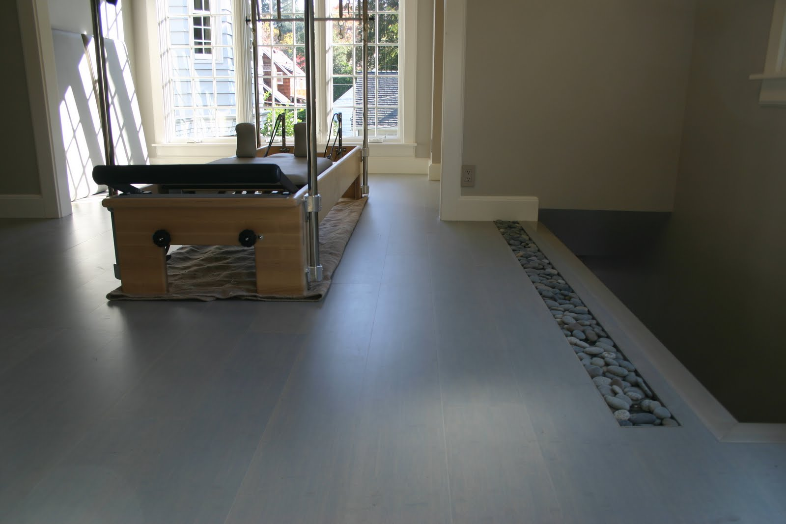 Simas Floor And Design Company Grey Washed Bamboo