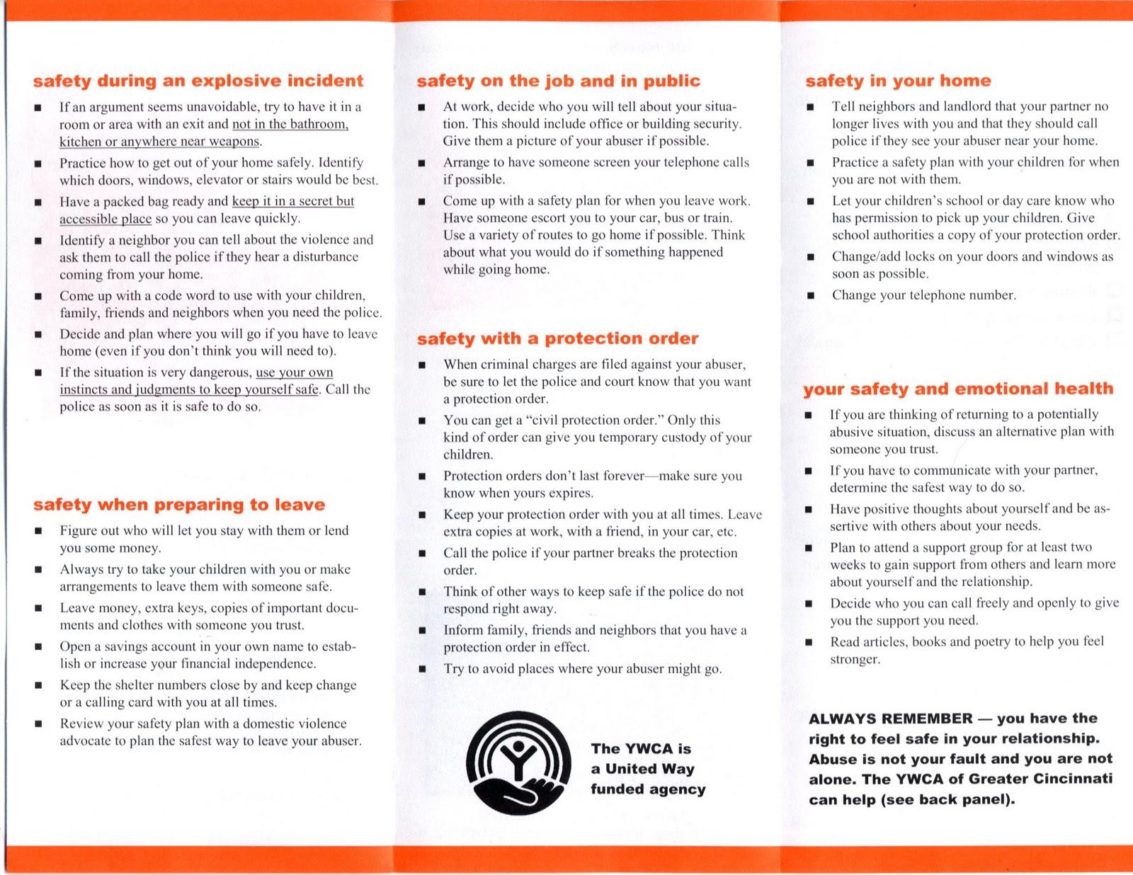 Printables Domestic Violence Safety Plan Worksheet collection of domestic violence safety plan worksheet bloggakuten secretlinkbuilding