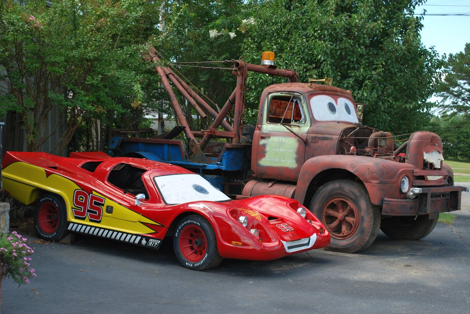 cars pixar characters mater tow tales road around gone mcqueen lightning toddler brought