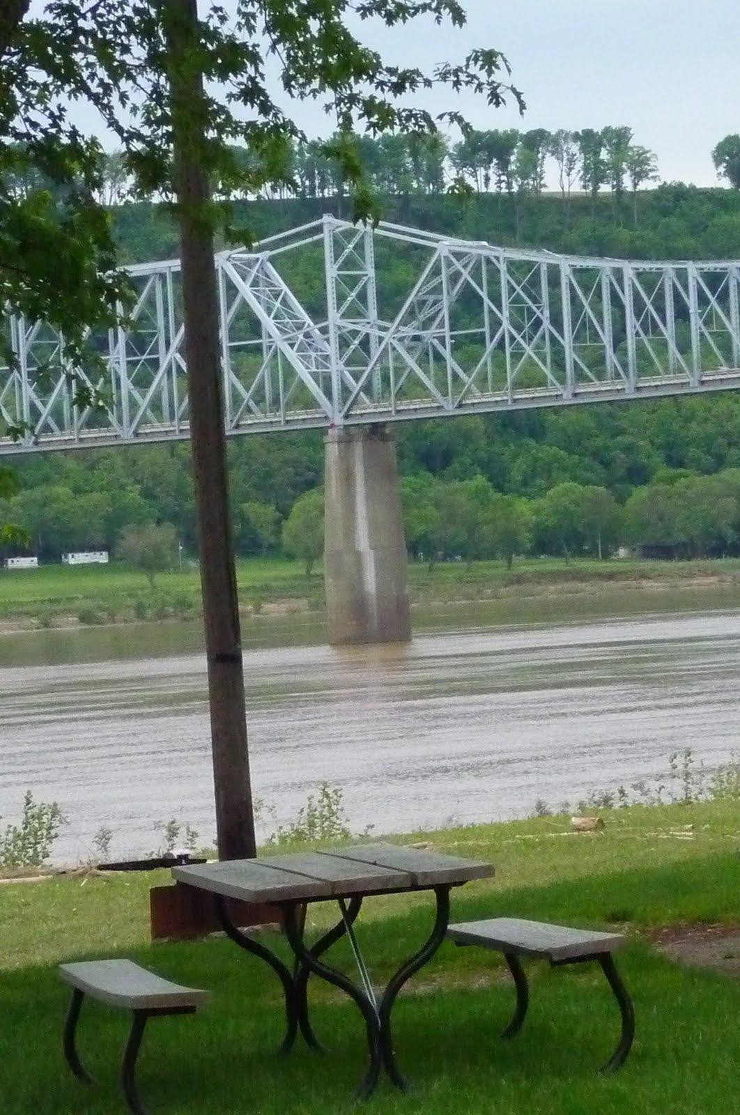 Beyond Jelm Mountain Madison Indiana On The Ohio River