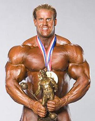 MuscleBaseBody: Jay Cutler unbreakable