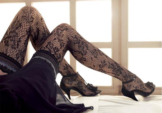 Mujer en calzas de leopardo - 3 part 10