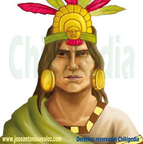 Ilustración Los 14 Incas Gobernantes Toñito Avalos Ilustrador