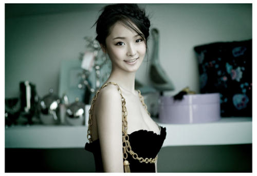 Li Man Chines Actress