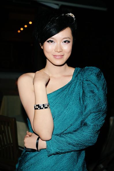 Huang Lu Chines Actress