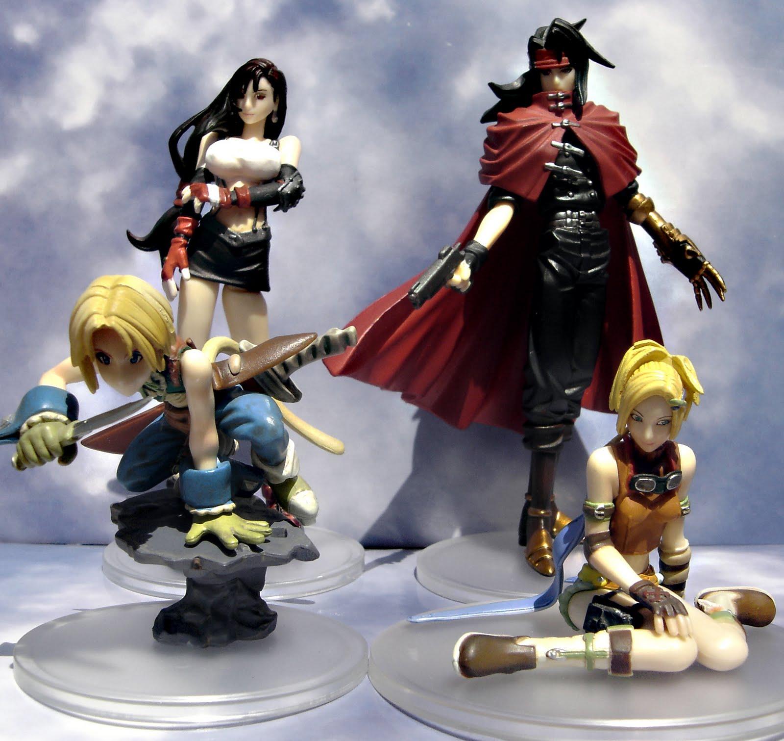 Soth's Blog: Final Fantasy Trading Arts For Sale