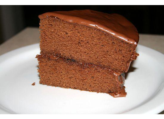 Bill Knapps Chocolate Cake