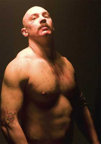 Tom Hardy in Bronson