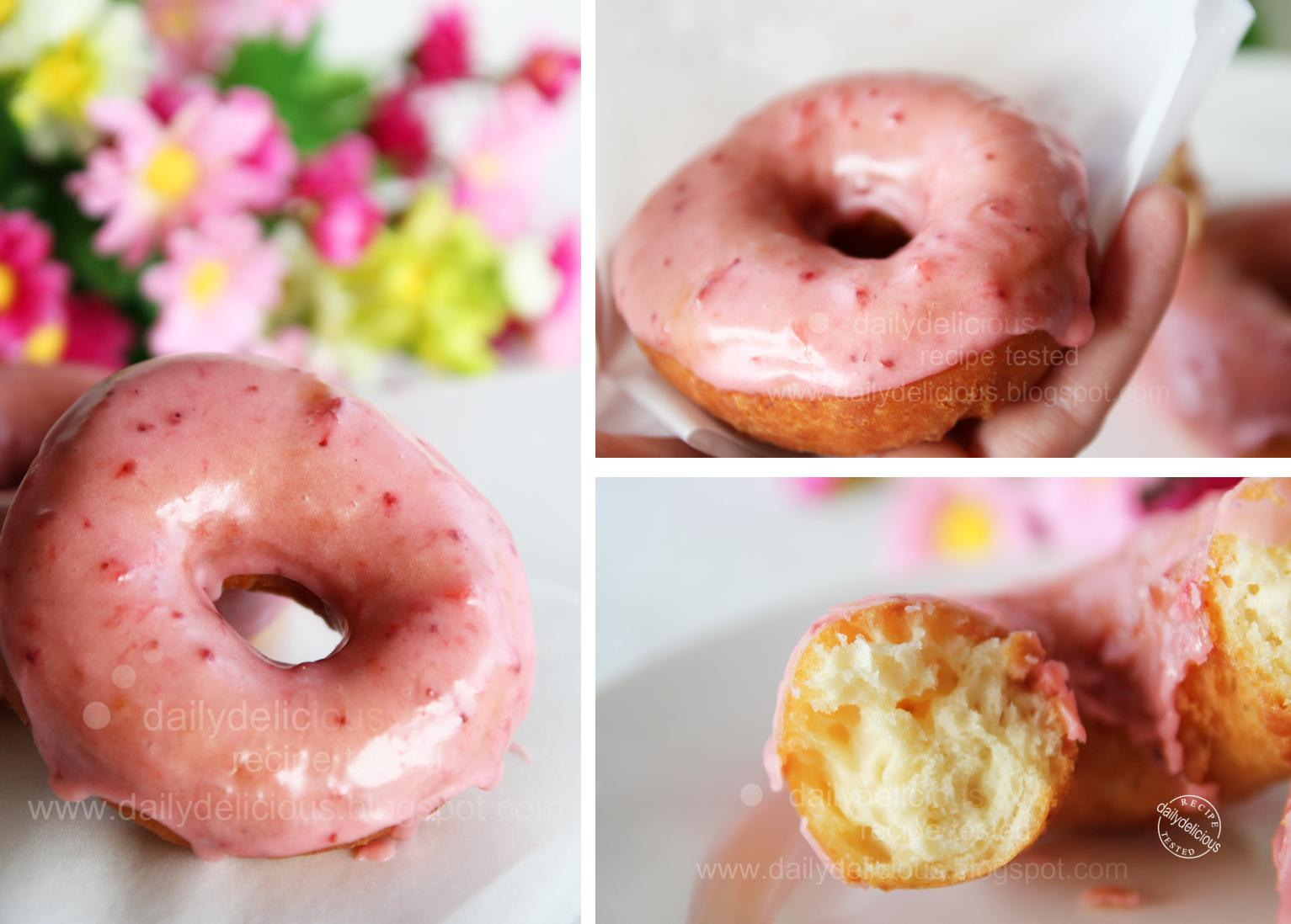 Perfect Cake Doughnut Recipe