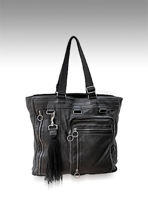 5a9f5eb10faa In my Paradigm  Dior Homme leather tote bag