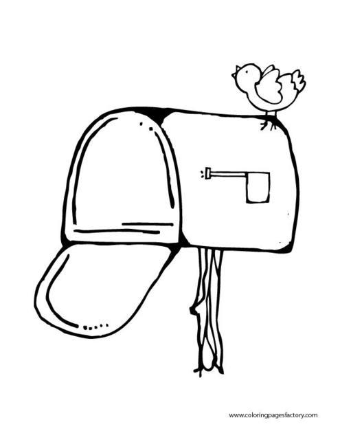 clipart gratuit boite aux lettres - photo #45