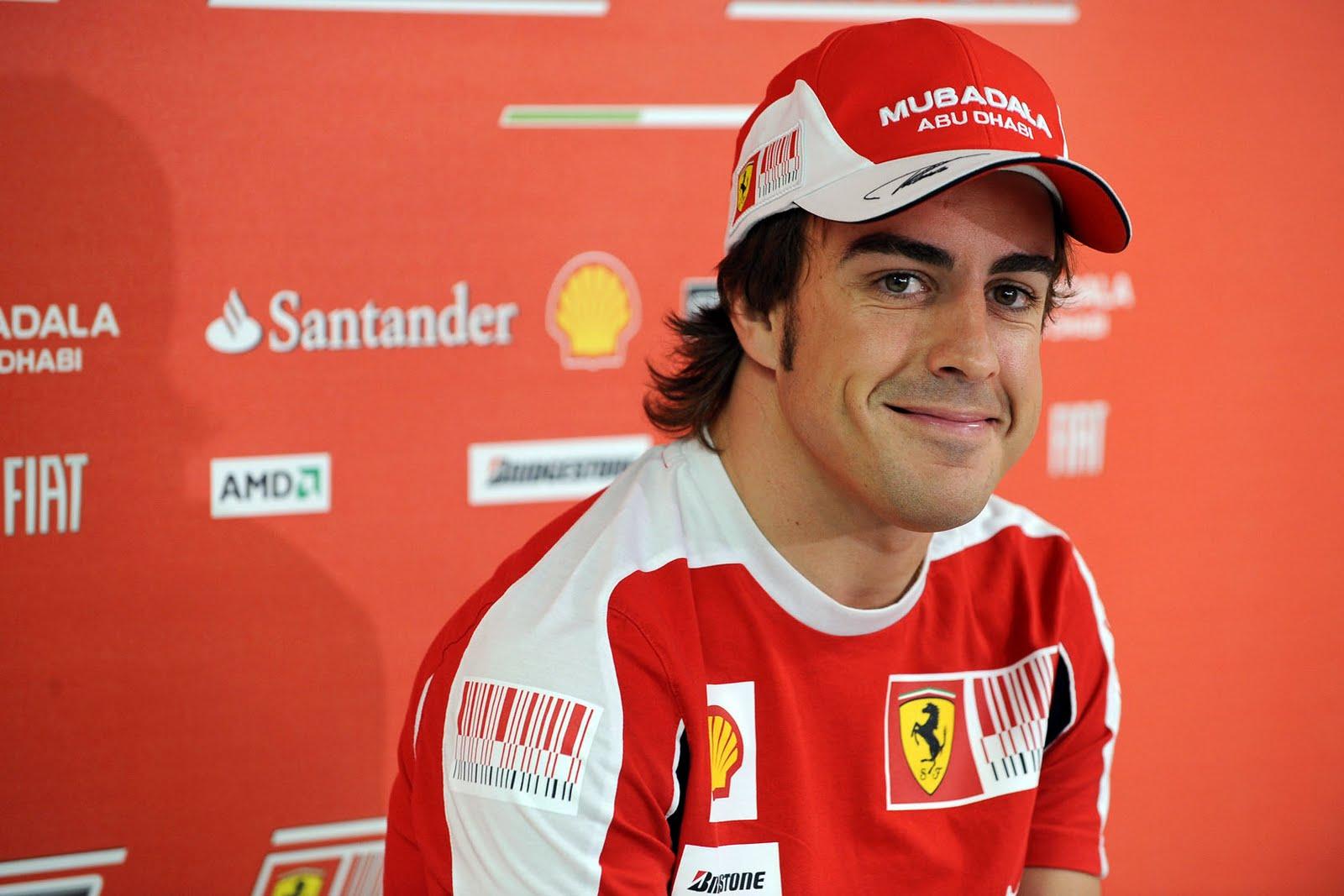 Alonso Jado Pembalap F1 Dengan Gaji Terbesar