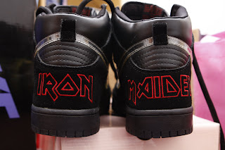the latest f9c34 be2a3 ITEM OF THE MONTH - Nike Dunk High Pro SB Iron Maiden