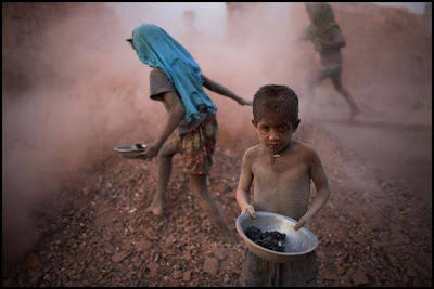 Child living in Misery