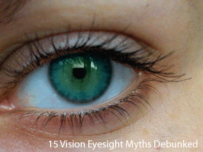 Vision Eyesight Myths