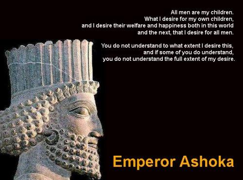 RELIGIOUS - SPIRITUAL - HUMAN: Ashoka The Great
