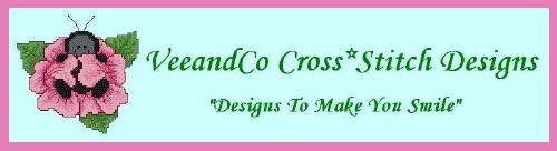 VeeandCo Cross Stitch Designs