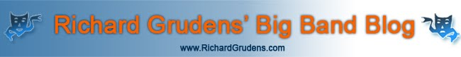 Big Band Blog - Richard Grudens