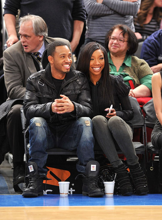Terrence J Avoids Dating Brandy Question