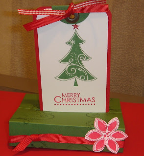 Season of Joy and Pop Up card