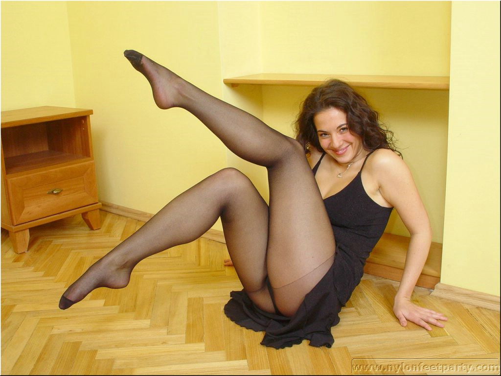nylons party Pantyhose