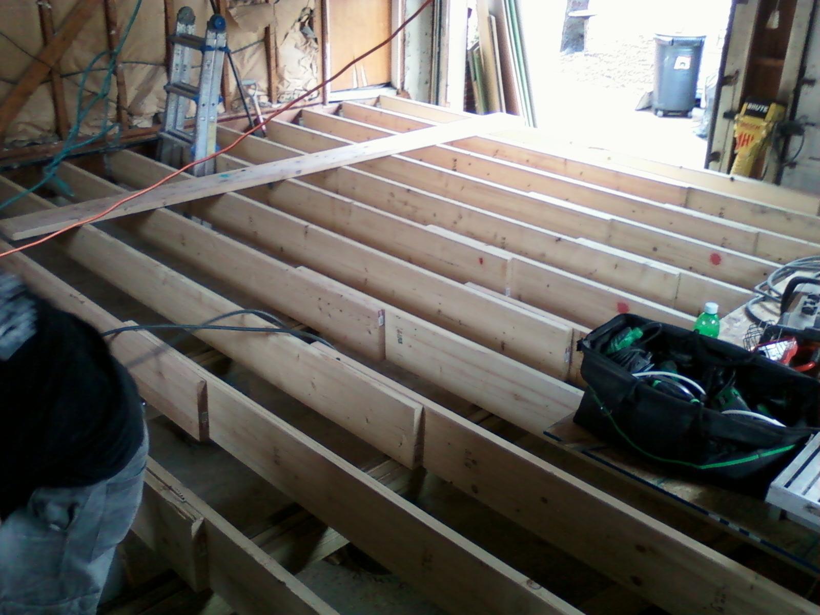 J S Hansen Construction Garage Into An Apartment Remodel