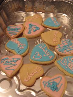 Baking and Mistaking: November 2009