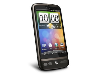 In Pictures: HTC Desire