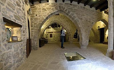 >Descubren una sinagoga judía escondida durante siglos en una esquina de Úbeda