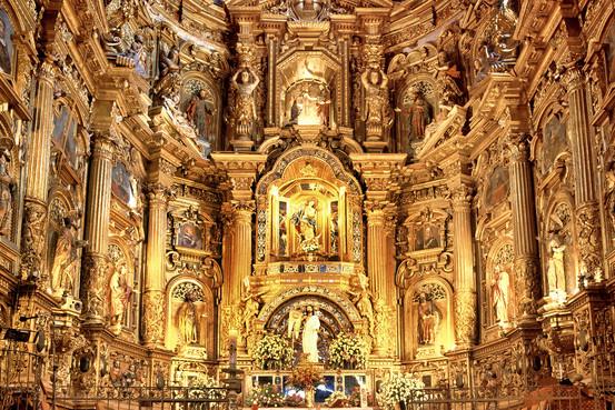 La Iglesia De La Compañía Una Joya Del Arte Barroco En: Historia Del Arte Mundial