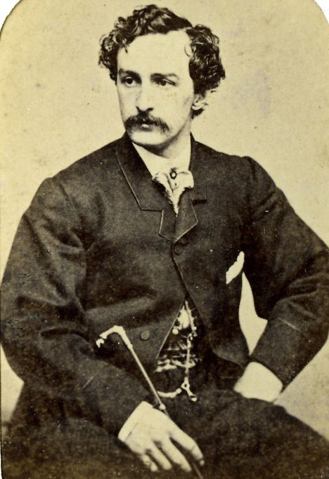 Treasure Hunting: John Wilkes Booth