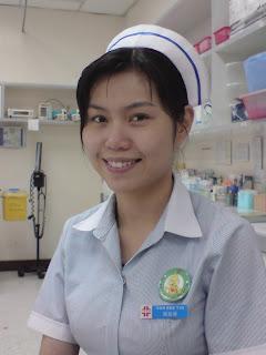 The Naked Post: Lam Wah Ees nurse.