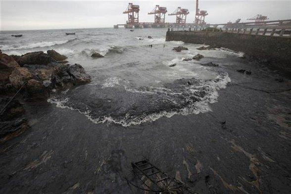 la pollution marine par les hydrocarbures les mar es noires le gros point noir. Black Bedroom Furniture Sets. Home Design Ideas