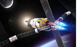 viajes+espaciales - El motor de materia oscura una forma de explorar el espacio