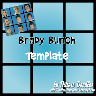 Totally templates brady bunch template for Brady label templates