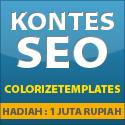 Kontes SEO ColorizeTemplates.com