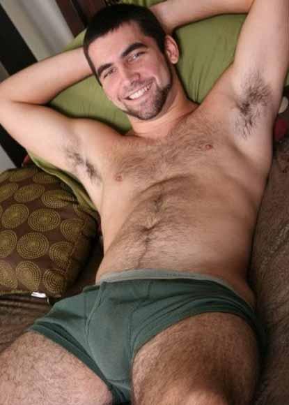 Hairy Shirtless 49