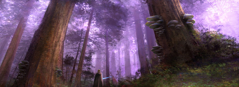 Planets of Star Wars: The Old Republic - Tython