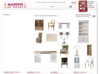 Maison du monde catalogo prezzi sitobello for Siti oggettistica casa