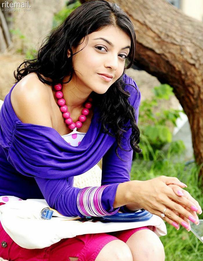 kajal agarwal and her husband photos