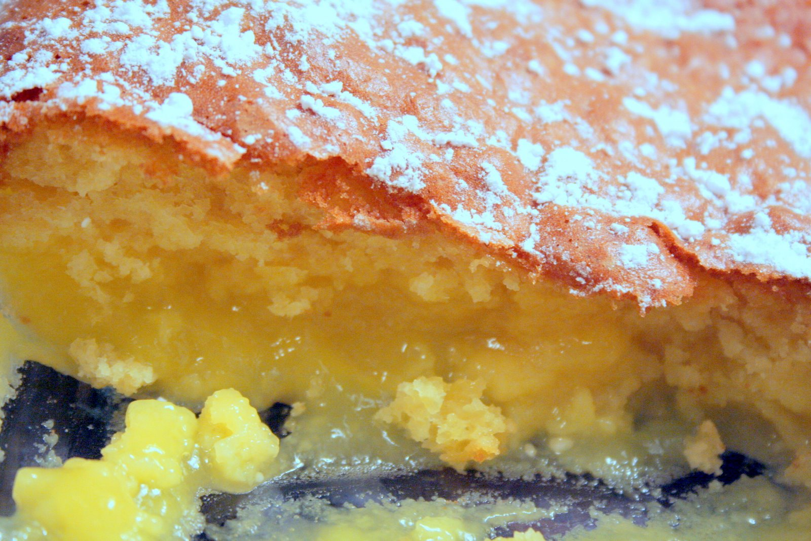 Recipe Cake Mix Lemon Pudding: Cooking Faberlicious: Lemon Pudding Cake