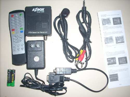 DVBS AZBOX SMART BAIXAR LOADER